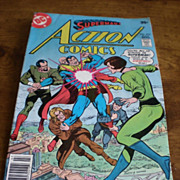 1977 Superman's Action Comics