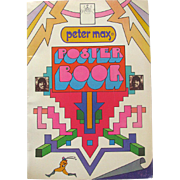 Peter Max Poster Book 1970 - All Pages Pictured