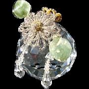 Vintage Swarovski Strass Crystal Paper Weight (approx. 1 lb.)