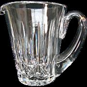 """Waterford Crystal """"Kylemore"""" Water Jug"""