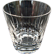 """Stuart Crystal """"Hampshire"""" Tall, Old Fashioned Whisky Glass"""