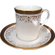 "Royal Doulton ""Belmont""  Coffee Can - Demi Tasse"