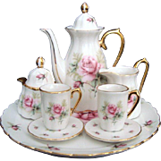 Doll's China Tea Set - Avon