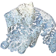 Length Honiton Lace Early 20th Century