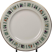 Beautiful Royal Doulton ''Tapestry'' Bread and Butter Plate.  6-1/2''  Free Shipping within ..