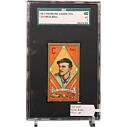 REDUCED T205 NEAL BALL SGC grade 40 VG 3