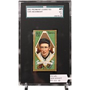 REDUCED T205 JACK KNIGHT SGC grade 45 VG+ 3.5