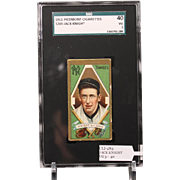 REDUCED T205 JACK KNIGHT SGC grade 40 VG 3