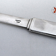 Arts and Crafts Porter Blanchard Letter Opener Stamp Case Hand Made Sterling Silver 1935 No Mo