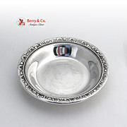 Medium Size Serving Bowl Sterling Silver Reed and Barton 1948