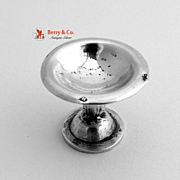 Sterling Silver Miniature Compote Germany 1930