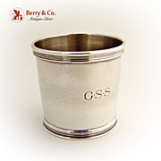 Tiffany and Co Julep Cup Sterling Silver 1940