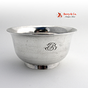 Tiffany And Co Revere Bowl Reproduction Sterling Silver