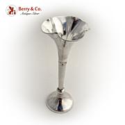 SOLD Bud Vase Birmingham 1903 Matthews Sterling Silver