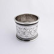 Aesthetic Napkin Ring Gorham Sterling Silver