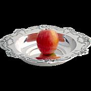 Chantilly Duchess Vegetable Serving Bowl Sterling Silver Gorham