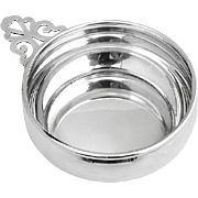 Baby Porringer Bowl Sterling Silver Wallace 1940