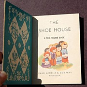SOLD The Shoe House A Tom Thumb Book