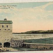 1918 Dam Number Four Power Plant Martinsburg West Virginia