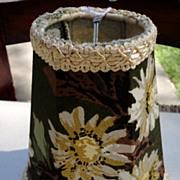 Vintage Floral Damask Lamp Shade