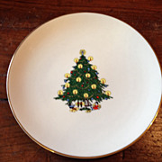 SALE 1972 B. C. Clark Limited Edition Christmas Plate