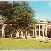 Vintage William Mercer Green Hall All Saints' Episcopal Junior College Vicksburg Mississippi P