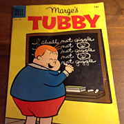 SOLD Scarce 1958 Marge's Tubby Jan - Feb Issue # 26