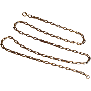 Vintage Gold Filled Necklace