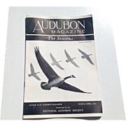 Audubon Magazine March - April 1941 Published By The National Audubon Society