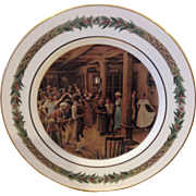 Christmas Classic Dinner Plate By Department 56