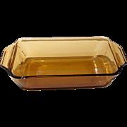 Corning Ware Pyrex Visions Loaf Pan