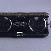 Vintage Turtle Opera Glasses made in Japan