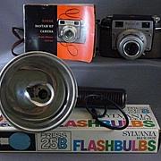 Vintage Kodak Bantam RF Camera