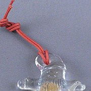 Glass Christmas Ornament by Boda of Sweden