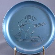 Vintage Neocraft by Everlast Aluminum Dish
