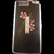 Vintage Ronson Enameled Lighter and Cigarette Case