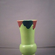 Vintage Yanko Ware Vase, 1930's