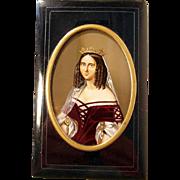 19C Russian Card Case Carnet de Bal
