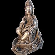 Guan Yin Mercy Goddess ca. 1900/20