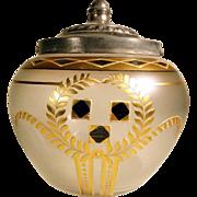 Antique Cooky Jar Confit Jar ca. 1900