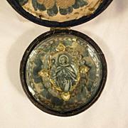 19th Century Precious Reliquary Saint John