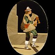 Pietra Dura Plaque Picture Florentine Mosaic