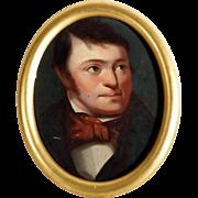 19th Century Portrait of a Gentleman
