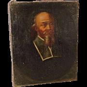 Baroque Portrait of Man