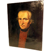 SOLD 18th Century Portrait of an Aristocrat – Excellent!