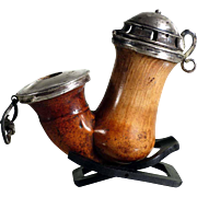 Imposing Meerschaum Pipe 19th Century