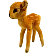 SOLD Cute Small Bambi Fawn Steiff 1952 – 1958