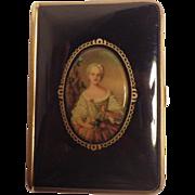Vintage Mondaine Compact with Original Box