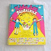 "Vintage Book - ""Kids Are Natural Cooks"""