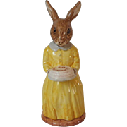 Vintage Royal Doulton Porcelain 60th Wedding Anniversary Figurine